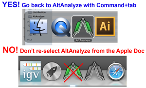 Altanalyze Software For Extended Alternative Splicing Analysis